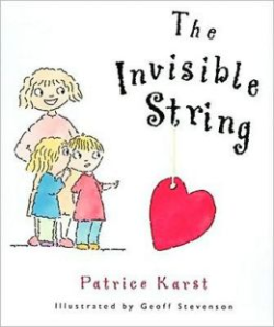 Another great read if you or your child are anxious.  All you will need afterwards is a piece of string!