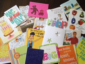 Our latest selection of cards
