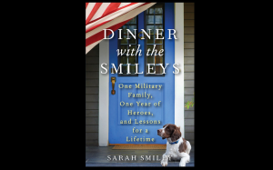 A book about military life, deployments, great dinners and lessons learned.